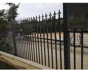 呈贡大渔艺术学校电子围栏2