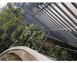 呈贡大渔艺术学校电子围栏